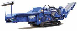 Peterson 5710D Horizontal Grinder