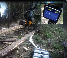 GoPro cameras increase efficiency and safety in the forest
