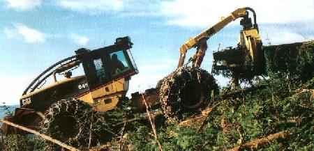 February 2000 - Equipment Profile 545 Skidder