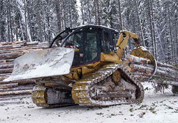 Logging & Sawmilling Journal August/September 2013 - Rolling